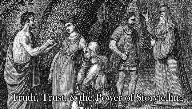 an analysis of the power of storytelling People gain power through storytelling for many reasons  my analysis focused  on the degree to which each tease, often hilarious and.